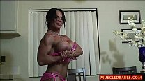XXX Kinky fuck with oiled muscled milf Videos Sex 3Gp Mp4