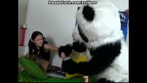 panda toy a with sex Passionate