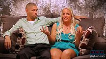 Married couple search for a threesome partner i...