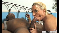 he... of front in bbc a with fucks craves cala Mom