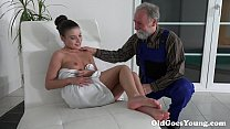 Old Goes Young - Old man is very grateful for t...