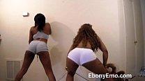 Ebony Booty Shaking porn videos