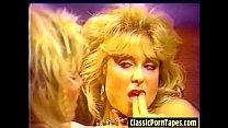Horny 80s Lesbian Vintage Porn