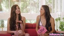 Twistys - Interview Lucy Shiloh - Lucy Shiloh