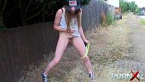 pornxn samantha bentley pissing in public