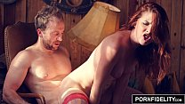 rough fucked miller amarna redhead spanish Pornfidelity
