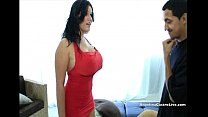 big titted cuban angelina castro rewards a help…