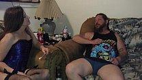 Get to know steve & watch him lick Rhiannas pussy.