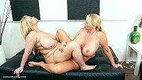 sexy huge boob bbw milfs suck nipples and pussy