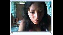 webcam en ardiente charapita ore Erika