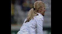 celeb blonde slip Nip