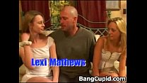 Lexi Matthews and Lisa Parks in threesome