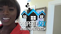 buyer with sex interracial agent estate real black beautiful - Propertysex