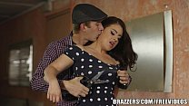 brazzers   hot anal sex with lexie candy