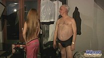 blonde hottie russian by blessed sex grandpa old 75