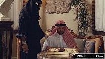 PORNFIDELITY Arab Girl Nadia Ali Punished by White Cock porn videos