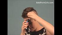August has dick head - BaldPornGirls.com video