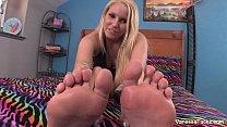 Vanessa Cage Foot Fetish Fun porn videos