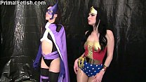 Mental Domination of Huntress & Wonder Woman: Part 2 porn videos