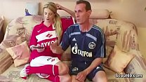 dick big his fuck to step-daughter young seduce Step-dad