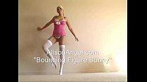 Alison Angel - Bouncing Figure Bunny - XVIDEOS.COM