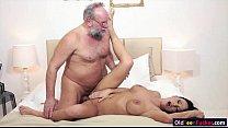 dude old by banged rebeka samantha Busty