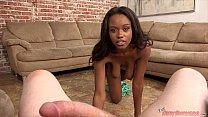 Big Tits Ebony Jezabel Vessir Sucks!