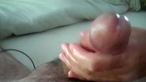 asian wife gives handjob with happy ending