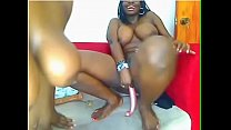 nigerian princesses dildo fucking each other   xxxcamgirls.net