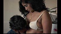 sexy hot mallu bhabi boobs pressed by boyfriend