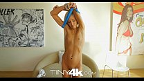 XXX Tiny4K Petite blonde swallows and takes huge co... Videos Sex 3Gp Mp4