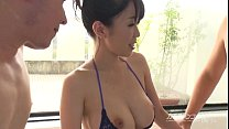 busty asian boobjon on bath threesome
