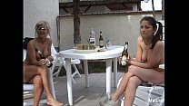 anal gets blonde Mature