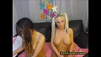 webcam live fun have camgirl lesbians Two