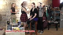 tai phim sex -xem phim sex The long-haired chick prepares for her first ph...