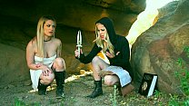occultist lesbians dahlia sky and charlotte stokely
