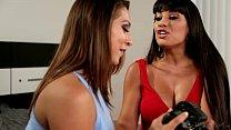 step mommy mercedes carrera and sara luvv lesbian fun