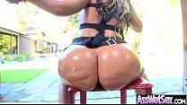 (alena croft) Horny Big Round Ass Girl Like Dee...