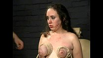 Extreme Tit Torments and Sadistic Punishment of...