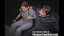 18yo hard knox ho fucked in xxx theater