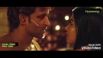 daro mohenjo in kiss hot hegde pooja and roshan Hrithik
