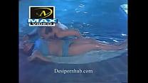 mallu indian couple lovemaking sex near pool