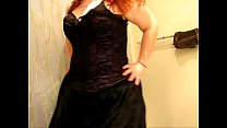 Sexy BBW in Corset