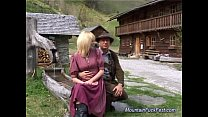 mountains the in sex anal hard needs milf german Busty