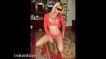 colombia latina prostitute Young