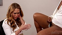 an unusual interview with carter cruise and cha…