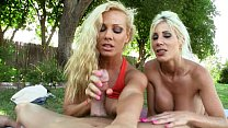 Sandy & Puma Swede - Adventures of a Gardener