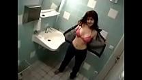 (2) Amateur - Boquete no banheiro