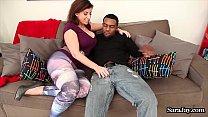Big Booty Babes Sara Jay and Virgo Take on BBC!)