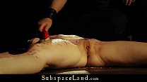 Teen slut discipline restraining for disobedien...